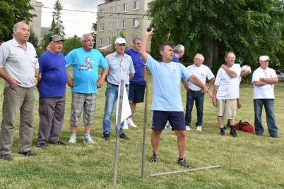 10. ročník športových hier seniorov okresu SNV [27.06.2016]