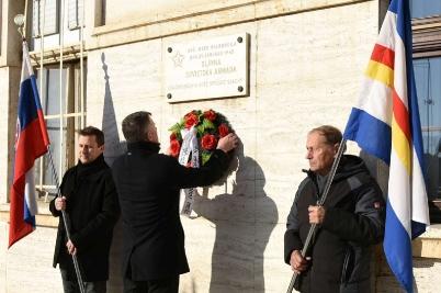 75. výročie oslobodenia mesta Spišské Vlachy [24.01.2020]