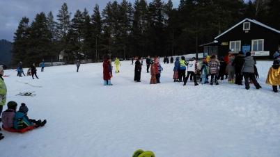 Karneval na lyžiach [05.02.2017]