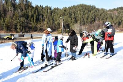 Karneval na lyžiach [09.02.2020]