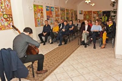 Koncert klasickej girary - TIMOTEJ ZAVACKÝ [25.10.2019]