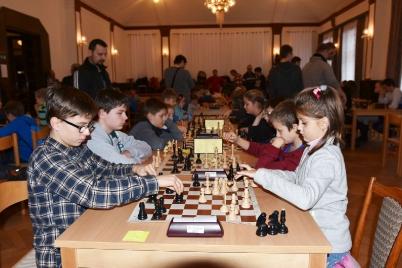 Liga mládeže Spiša v Rapid šachu [16.12.2017]