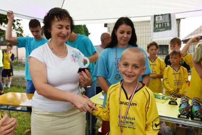 Medzinárodný žiacky futbalový turnaj o Pohár primátora mesta [08.06.2018]