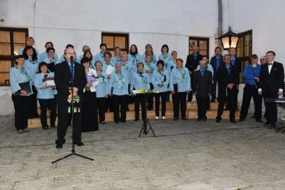Miešaný spevácky zbor Doubravan Chotěboř [08.07.2016]