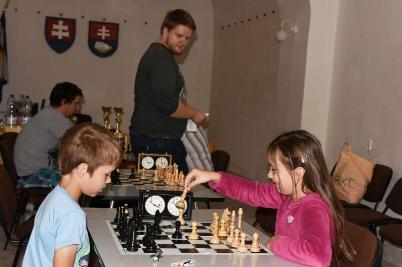 Šachový turnaj o pohár primátora mesta Spišské Vlachy [02.06.2018]