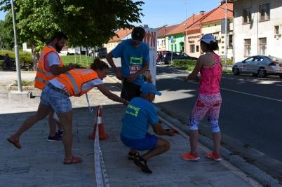 Štafetový beh z Košíc do Šamorína [02.06.2017]