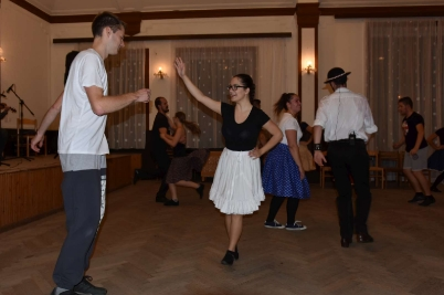 Tanečná škola na SPIŠI 2 [07.10.2016]