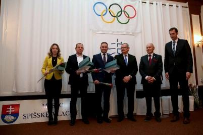 Vyhlásenie najúspešnejších športovcov regiónu Spiš [16.03.2017]
