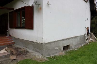 Mestská chata, menšie rekonštrukcie [12.10.2016]