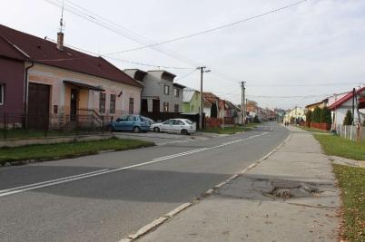 Oprava šachty na chodníku ul. Železnična [19.10.2017]