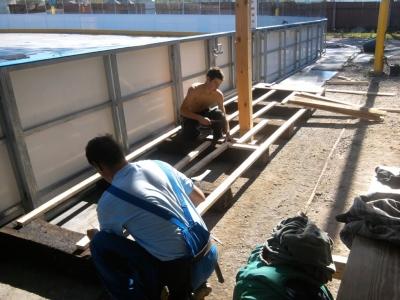 Podlaha na striedačkách [THK] [13.10.2012]