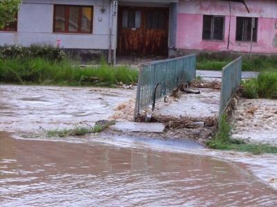 Povodeň - Žehrica [21.05.2014]