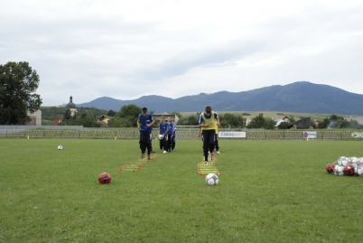 Projekt pre mladých futbalistov - Nadačný fond Slovenskej sporiteľne v Nadácii Pontis [09.09.2013]