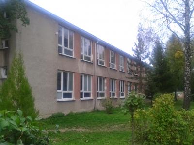 Výmena okien a zmena vykurovania na ZŠ Komenského 6 [18.11.2014]