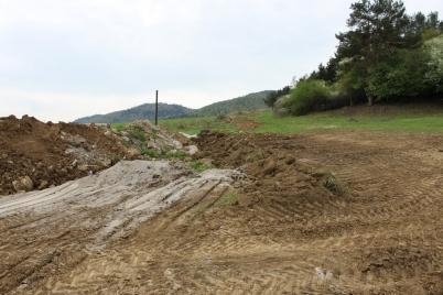 Výmena vodovodného potrubia na privádzacom rade [27.06.2016]
